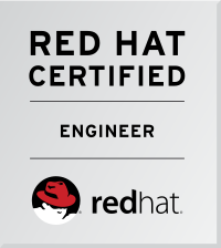 Certificate: Red Hat Engineer